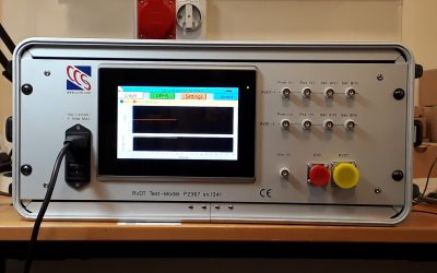 RVDT Portable Test Instrument