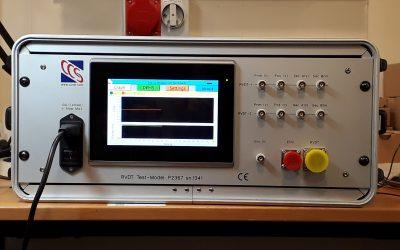RVDT Portable Test Instrument